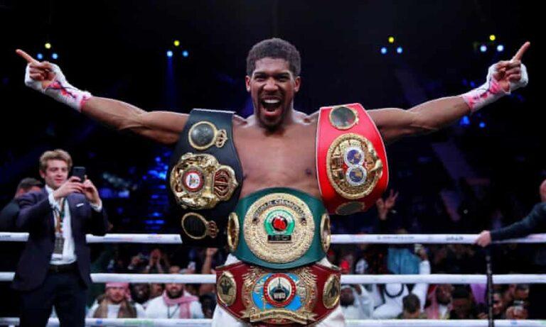 Anthony-Joshoua-bet-on-boxing