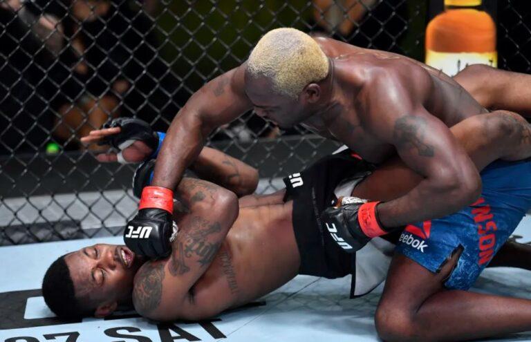 Bet on UFC Brunson VS Till