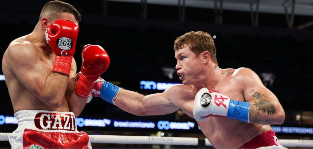 Canelo Alvarez WBC Boxing Champion Bet On Fights