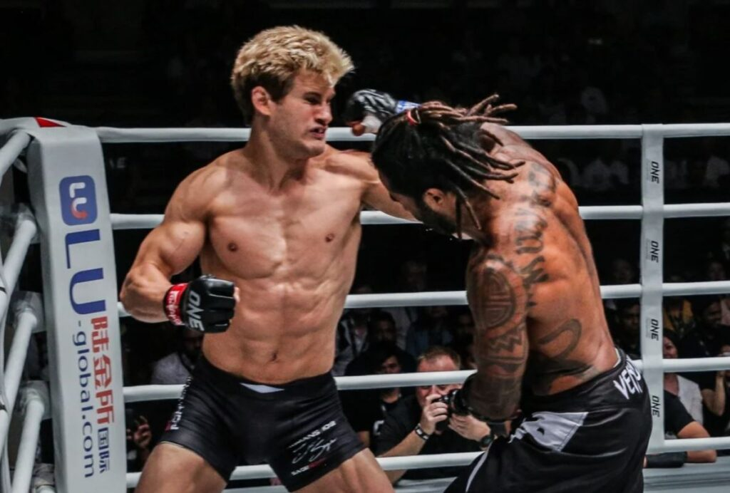 Sage Northcutt 1st ONE FC Fight - Bet ON Fights