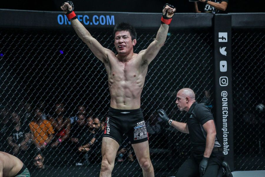 Shinya Aoki ONE FC Bet On Fights