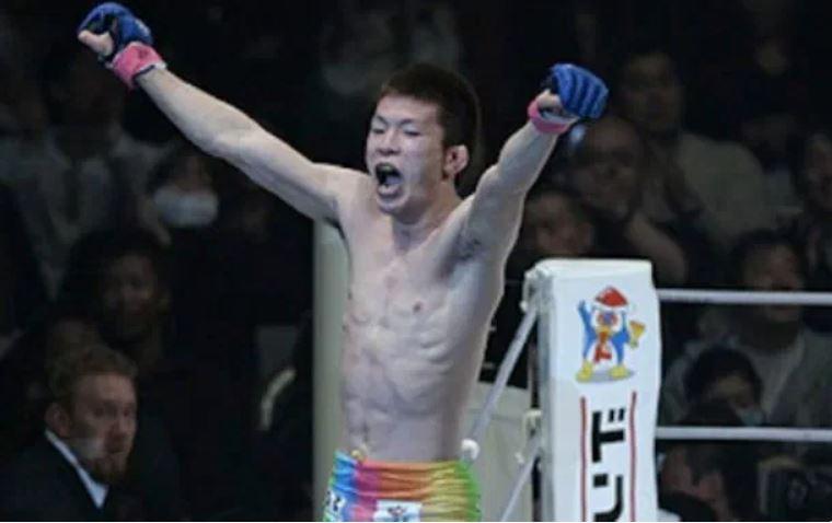 Shinya Aoki ONE FC\PRIDE Bet On Fights