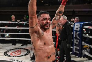 BKFC 16 Betting results: Garcia upsets Elmore then retires from fighting