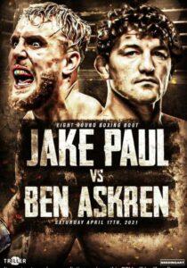 Bet On Jake Paul VS Ben Askren Boxing Fight