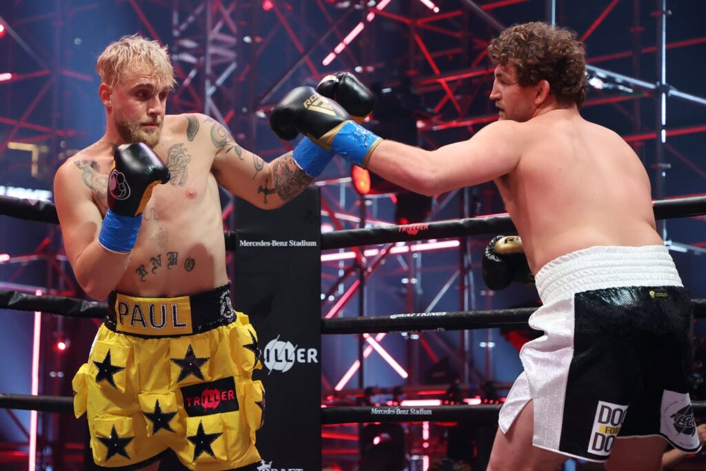 Boxing Betting Results Jake Paul KO Ben Askren Triller Fight Club