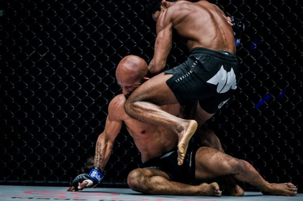 ONE FC on TNT Betting Results: Huage upset in main event