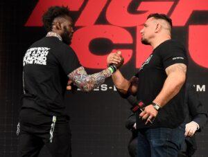 MMA Fighter Frank Mir will Box Steve Cunningham in debut