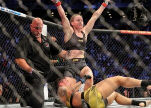 UFC 261 Betting Results: Favorite Shevchenko destroys Andrade