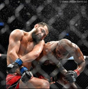 UFC 261 Betting Results: Kamaru Usman KO Masvidal