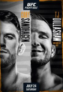 Bet on UFC Sandhagen Vs Dillashaw UFC Fight Night Betting Bonuses & Free Bets