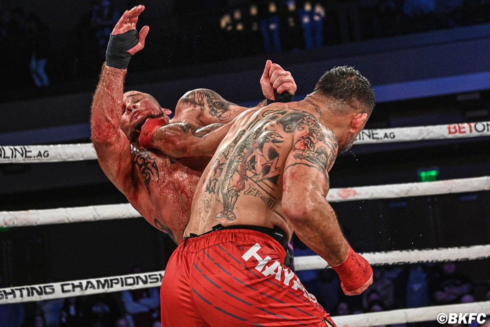 Underdog Leonard Garcia upsets Favorite Joe Elmore