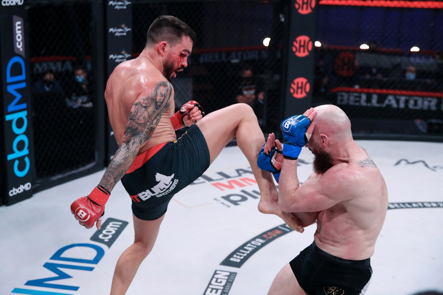 Bellator 258 Betting Upsets: Peter Queally upsets Patricky Pitbull in Bloodbath
