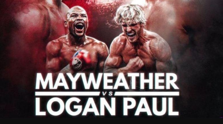 Bet on Boxing Floyd Mayweather Logan Paul