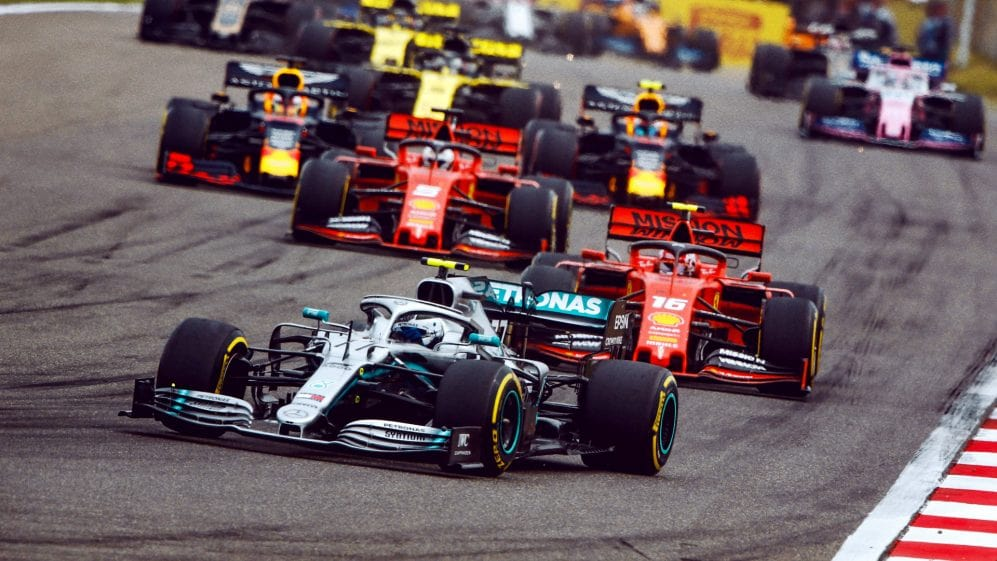 Bet On Formula 1 Motor Racing, It's A Fight!