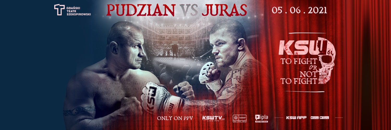 Bet on KSW 61 Mariusz Pudzianowski vs Lukasz Jurkowski