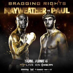 Bet On Floyd Mayweather Vs Logan Paul Boxing Match