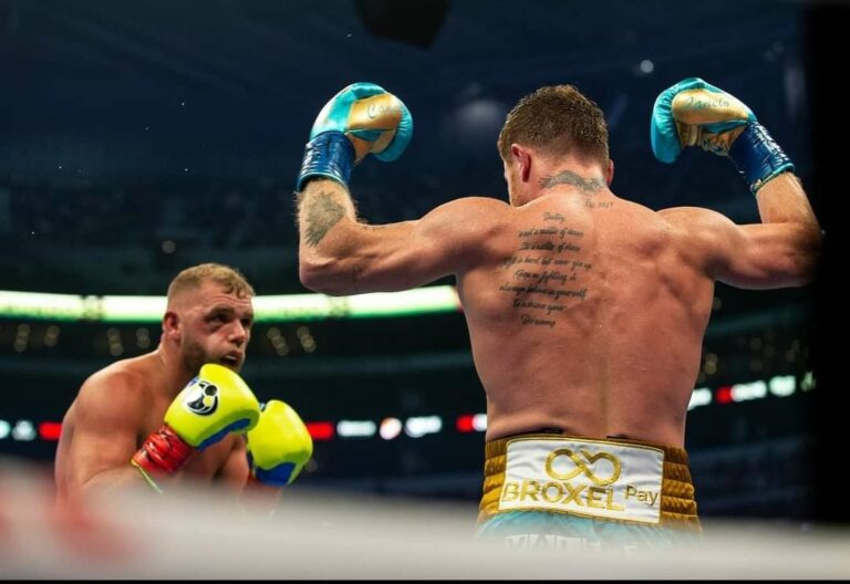 -500 Betting Favorite Canelo Alvares Defeats Underdog Billy Joe Saunders to Unify WBO, WBF, WBA Boxing Titles