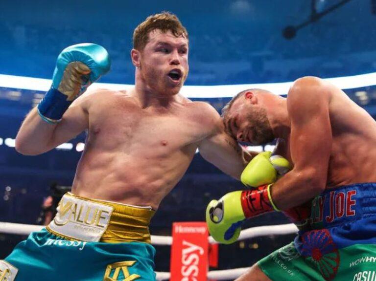 Bet on Canelo Alvarez WBO, WBC, WBA Boxing Champion