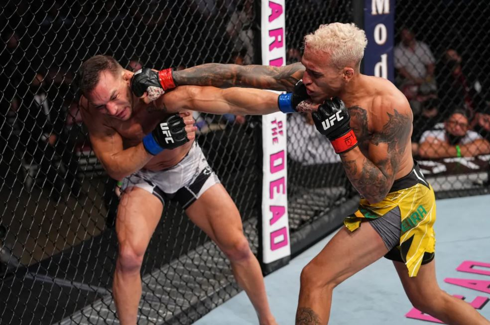 UFC 262 Betting Results: Da Bronx TKOs Michael Chandler in 2nd Round