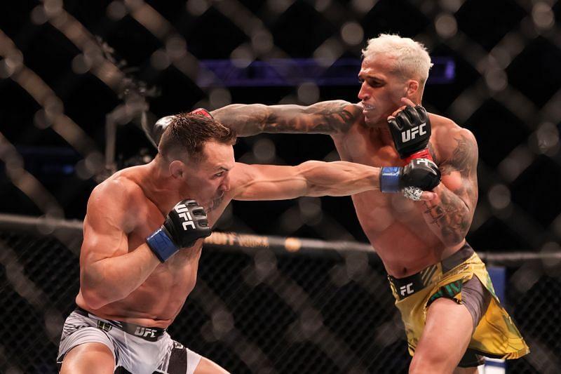UFC 262 Betting Results: Charles Da Bronx Oliveira Def Michael Chandler RD2