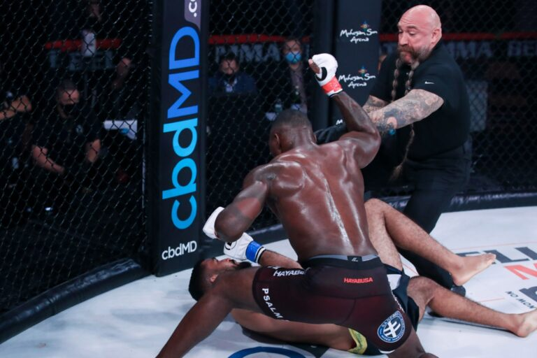 Bellator 258 Betting Results: Rumble knockouts Augusto in 2nd round
