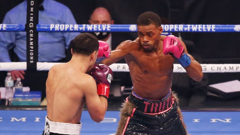 Bet on Errol Spence Jr As Betting Favorite in Boxing Fight With Manny Pacquiao