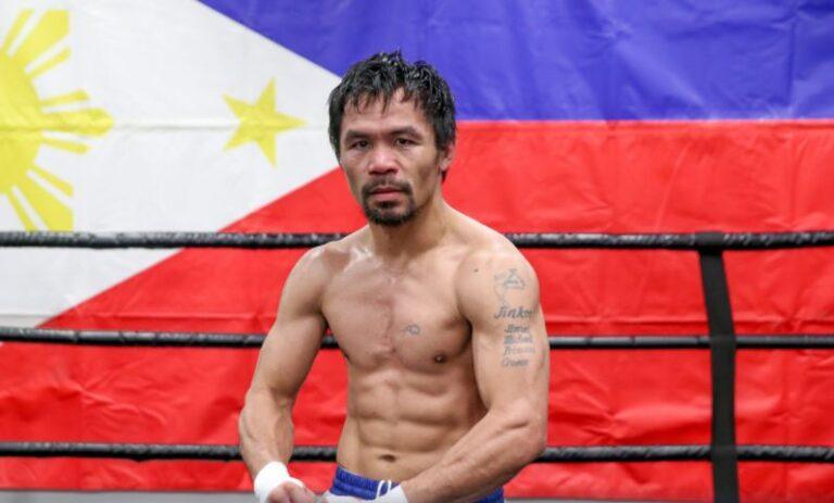 Manny Pacquiao To Make Boxing Comeback Vs Errol Spence Jr