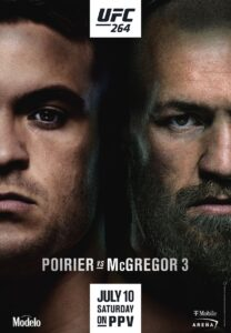 Bet on UFC 264 Conor McGregor Dustin Poirier Trilogy | UK & Canada Betting Offers | Free Bets