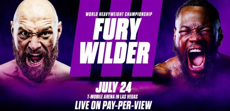 Bet on Fury Vs Wilder 3 Heavyweight Boxing Fight | UK Free Bets | Canada Free Bets