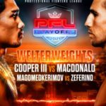 Bet on PFL Playoffs 1 Cooper III Vs MacDonald   Best Betting Sites