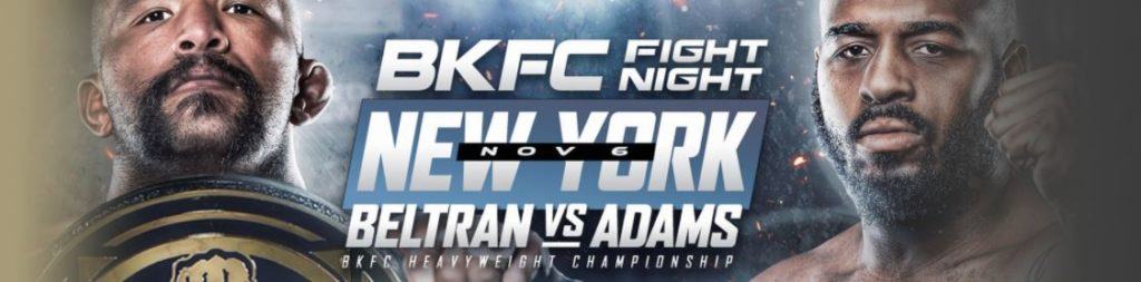 Bet on BKFC NYC Joey Beltran Vs Arnold Adams   Bet on BKFC Fights