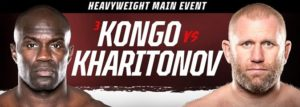 Bet on Bellator 265 Kongo Vs Kharitonov Best Bellator Betting Sites