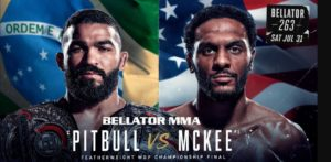 Bet on Bellator 263 Best Betting Sites To Bet on Bellator MMA Fights