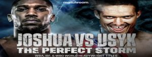 Bet on Anthony Joshua Vs Oleander Usyk Best Boxing Betting Bonuses UK Free Bets