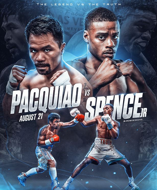 Bet on Pacquiao Spence Jr Boxing Fight Bet on WBC bet on IBF Boxing Free Bets & Bonuses