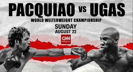 Bet on Pacquiao Ugas Boxing Fight Bet on WBC bet on IBF Boxing Free Bets & Bonuses