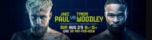 bet on Paul vs Woodley boxing fight UK betting bonuses Free Bets