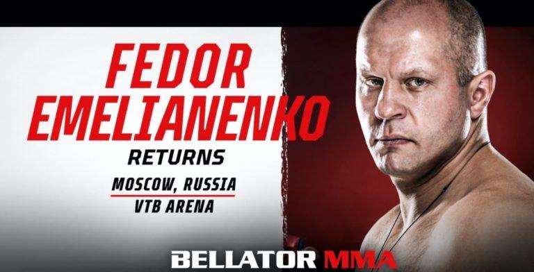 Bellator MMA Moscow: Fedotr Vs Johnson Best Bellator Betting Bonuses & Free Bets