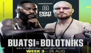 Bet on Buatsi vs Bolotniks Boxing Fight August 14th Bet on Boxing UK/IE/Canada