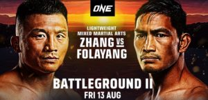 Bet on ONE Battleground II Folayang Vs Lipeng | Besting Betting Sites | ONE FC Best Bets