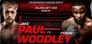 Bet on Jake Paul Vs Tyron Woodley Boxing Fight Best Betting Bonuses