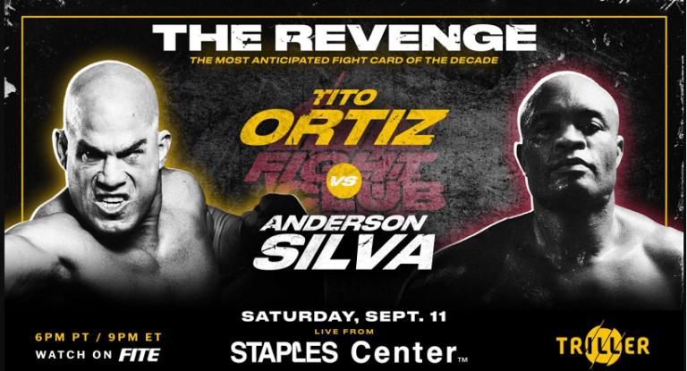 Bet on Anderson Silva Vs Tito Ortiz Triller Boxing Fight | Best Betting Sites & Bonuses