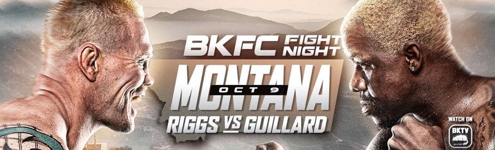 Bet on BKFC Montana Joe Rigges Vs Melvin Guillard Best BKFC Betting Sites