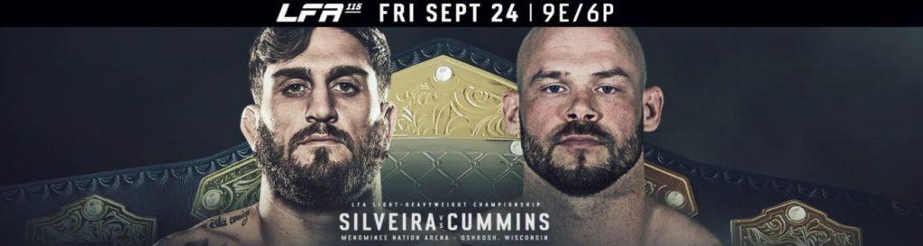 Bet on LFA 115 Silveira Vs Cummings | Best UK MMA Betting Sites