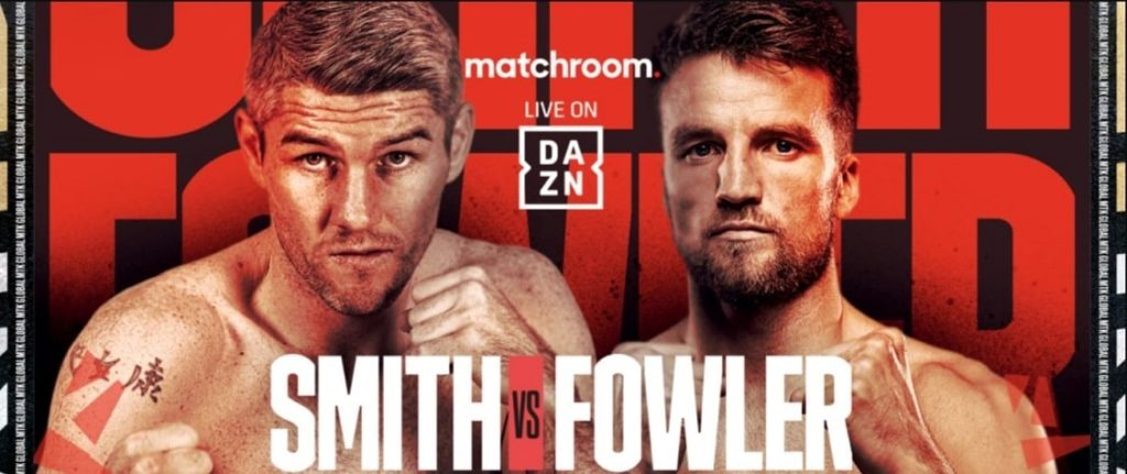 Bet on Smith Vs Fowler Boxing Fight   Bet on DAZN Matchroom Boxing   Best UK Betting Sites & Freebets