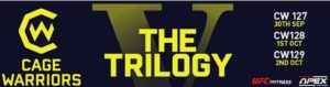 Bet on Cage Warriors UK MMA   Best CW Betting Sites & Bonuses