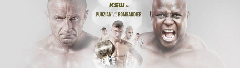 Bet on KSW 64 Pudzian Vs Bombardire | Best KSW Betting Sites