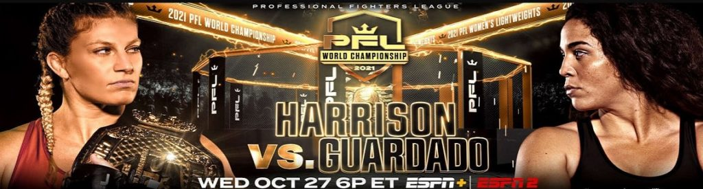 Bet on PFL Championship | Bet on Kayla Harrison | Best PFL MMA Betting Sites