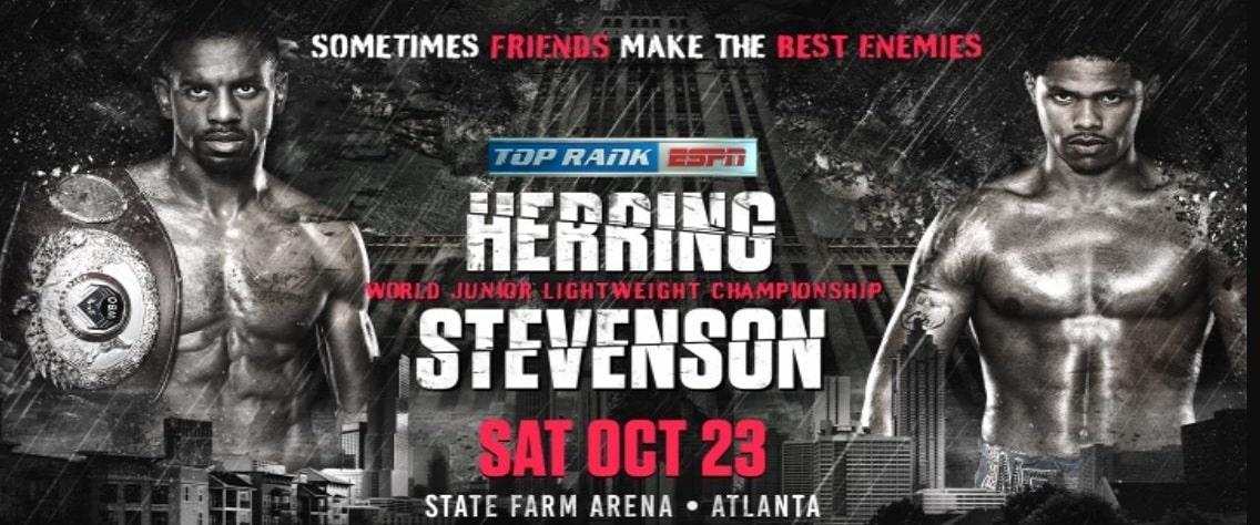 Bet on Boxing Fights | Jamal Herring Vs Shakur Stevenson | Best UK Boxing Betting Sites