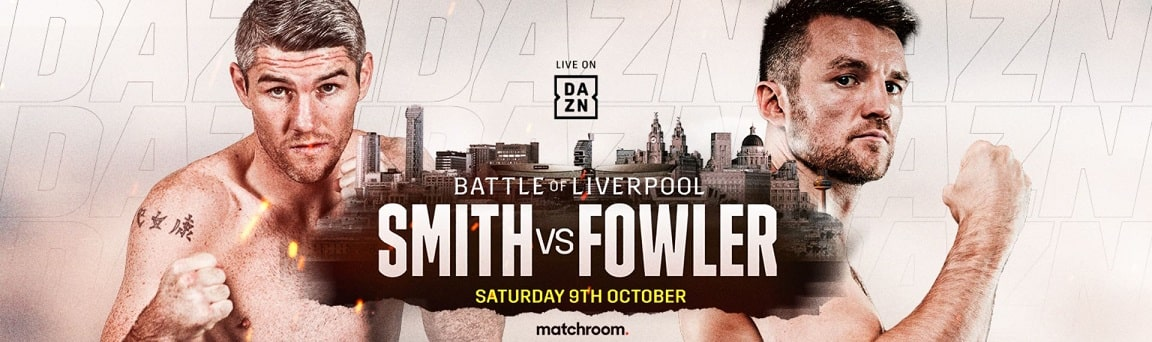Smith vs Fowler Best UK Betting Bonuses | Bet on Boxing Fights